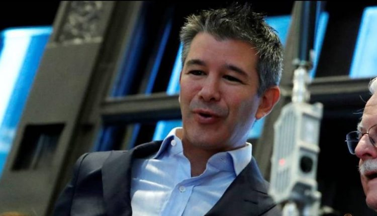 Uber co-founder Kalanick severs last ties with company