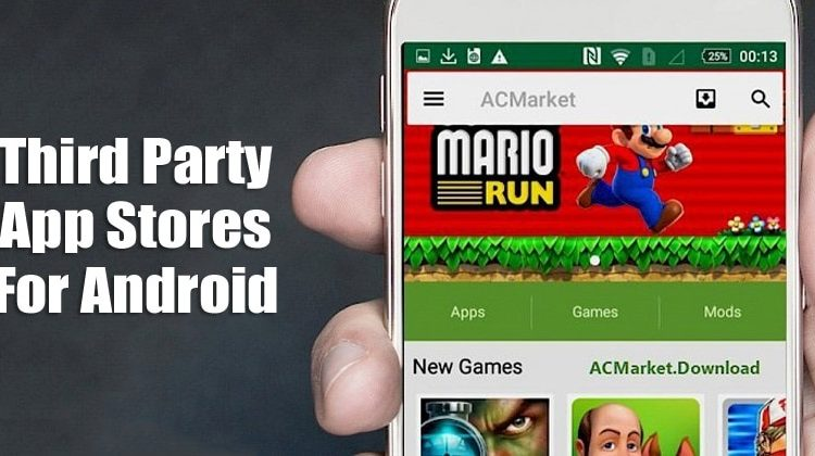 10 Best Third-Party App Stores For Android