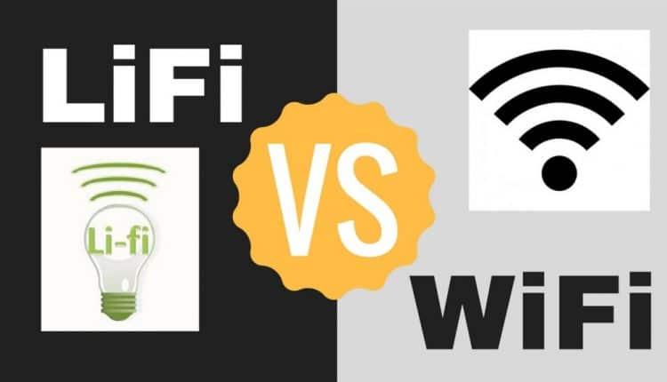 LiFi vs WiFi | Difference between LiFi and WiFi