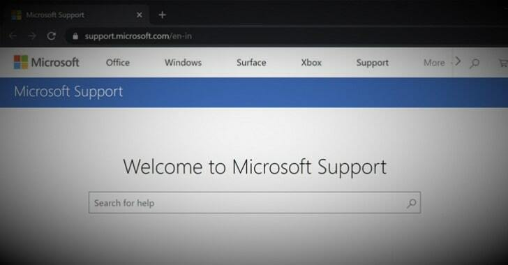 250 Million Microsoft Customer Support Records Exposed Online