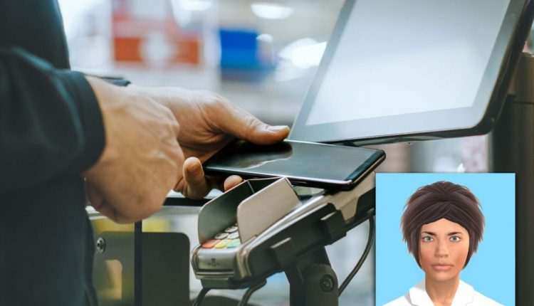 Digitized faces reduce shoplifting risk at self-service checkouts