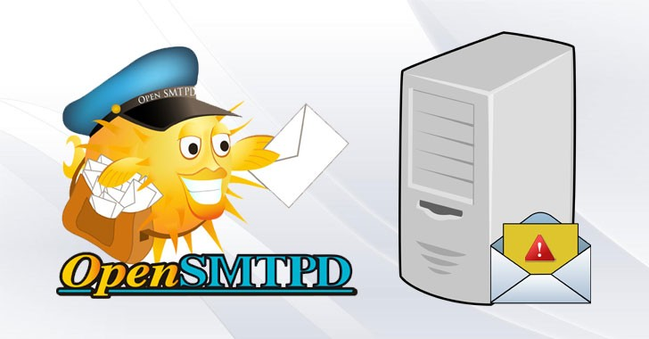 New OpenSMTPD RCE Flaw Affects Linux and OpenBSD Email Servers