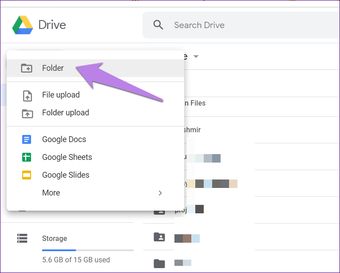 Google drive folder tips tricks 2