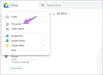 Google drive folder tips tricks 5