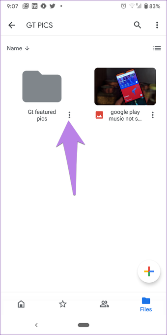 Google drive folder tips tricks 11