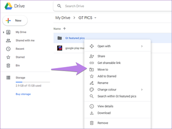 Google drive folder tips tricks 20