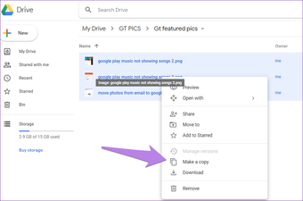 Google drive folder tips tricks 22