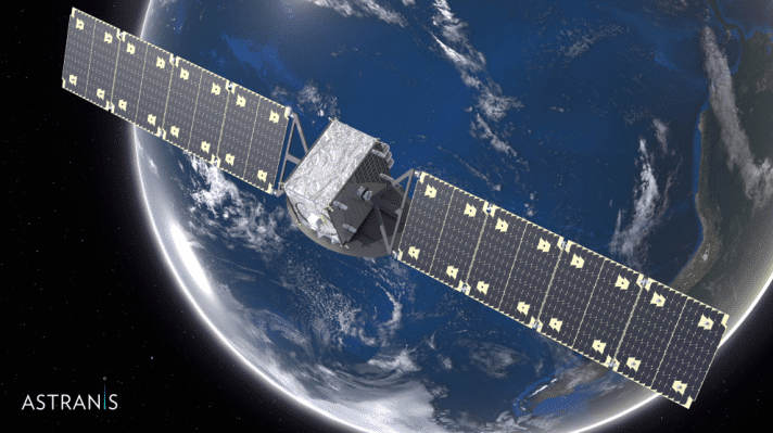 Astranis raises $90 million for its next-gen satellite broadband internet service