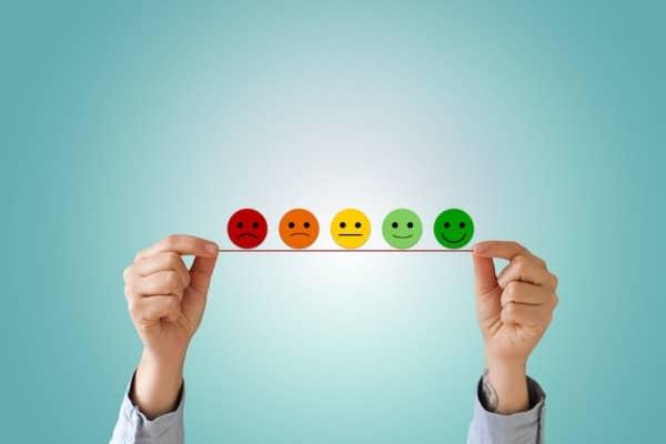 Customer feedback is a development opportunity