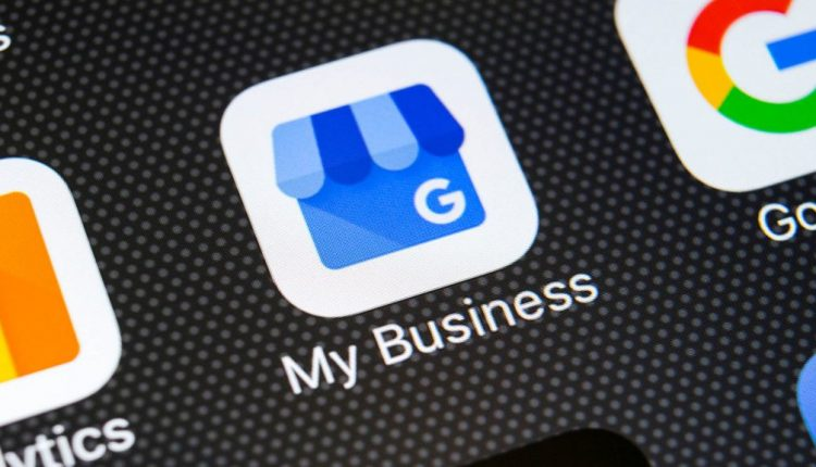No, the Google My Business description does not impact ranking