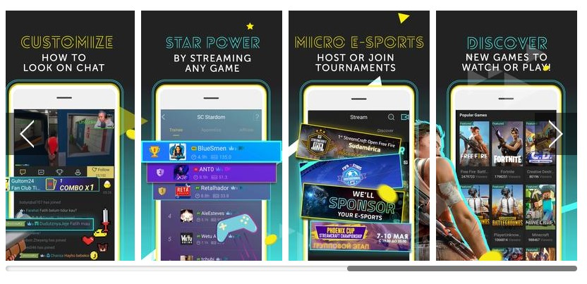 10 Best Game Streaming Apps For Android in 2020, ONLY infoTech