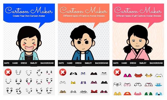 Cartoon Maker- Avatar Creator