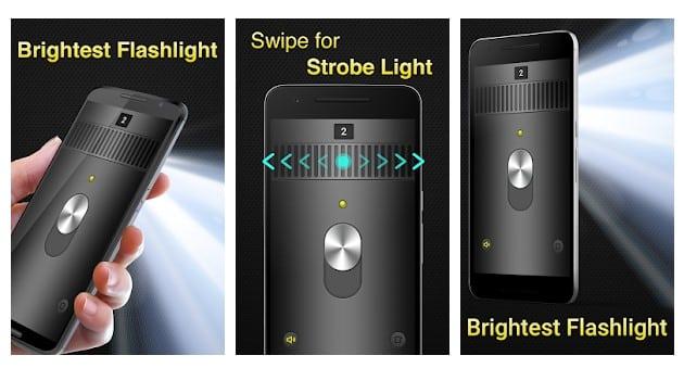 Flashlight LED Light