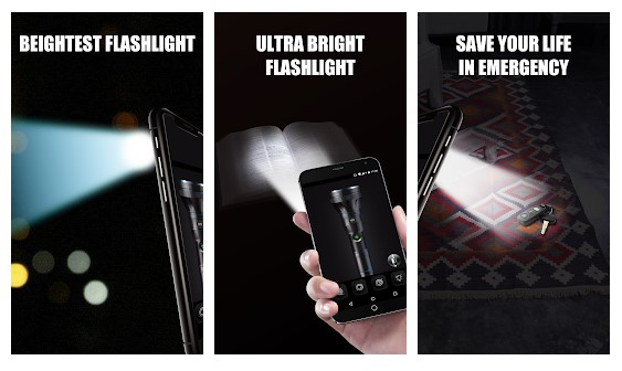 Super LED Flashlight & Morse code