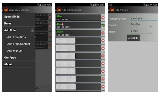 Easy Sms Blocker