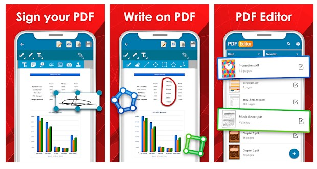 PDF Editor - Sign PDF, Create PDF & Edit PDF