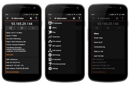 IP Tools: WiFi Analyzer