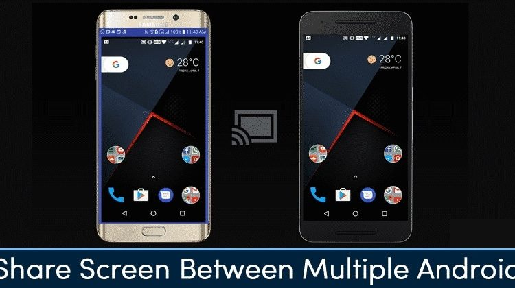 How to Share Screen Between Multiple Android Devices
