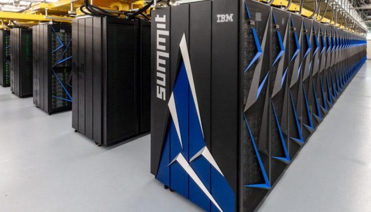 A supercomputer called Summit is taking on the coronavirus