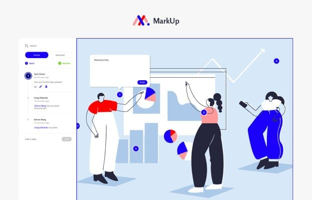 Ceros launches MarkUp, a design collaboration tool for live websites