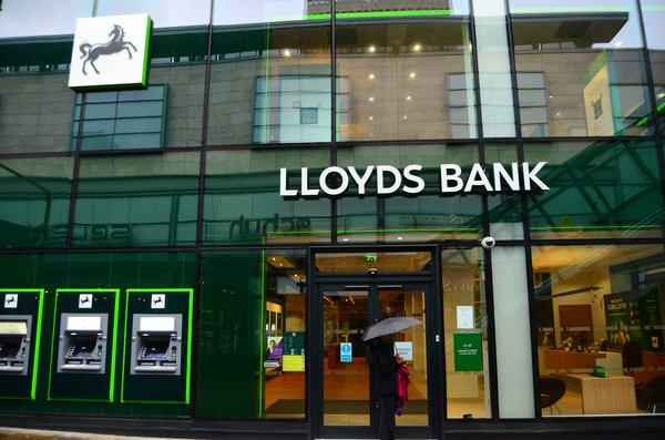 Lloyds Banking Group signs up to Google Cloud in five-year partnership