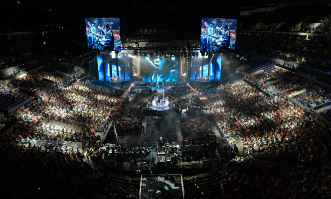 Venture investment in esports looks light as Q1 races to a close