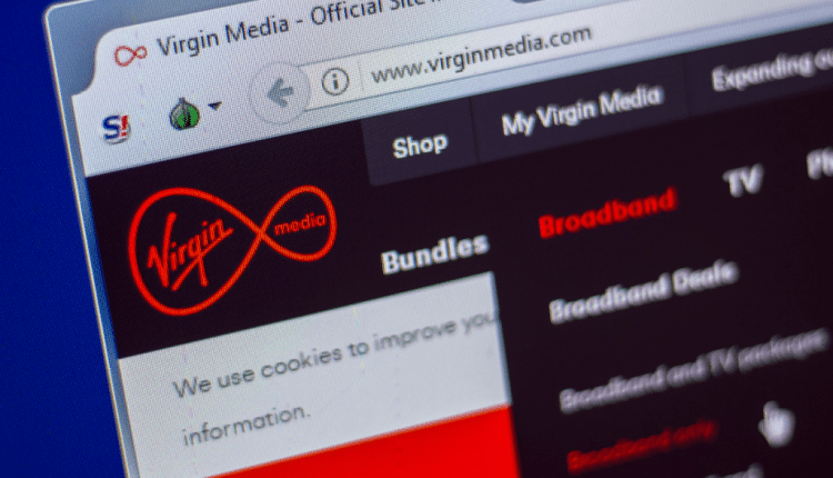 Virgin Media data breach affects 900,000 customers
