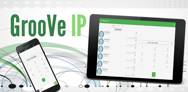 GrooVe IP VoIP Calls & Text