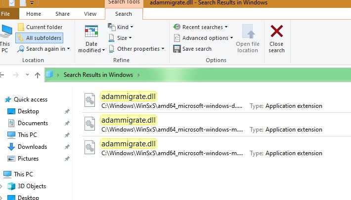 Setupdiag Locate Error Files 1
