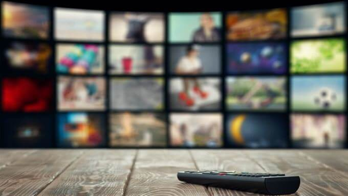 7 Best Live TV Streaming Services To Drop Cable For Good