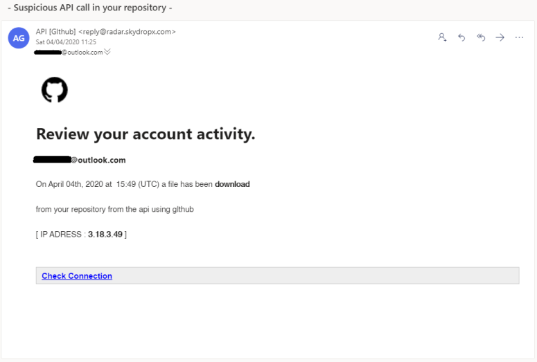 GitHub users targeted by Sawfish phishing campaign