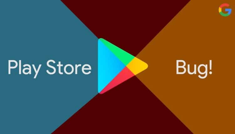 New bug on Google Play Store keeps showing new updates