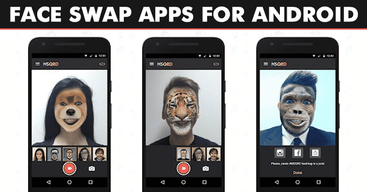 10 Best Face Swap Apps For Android in 2020