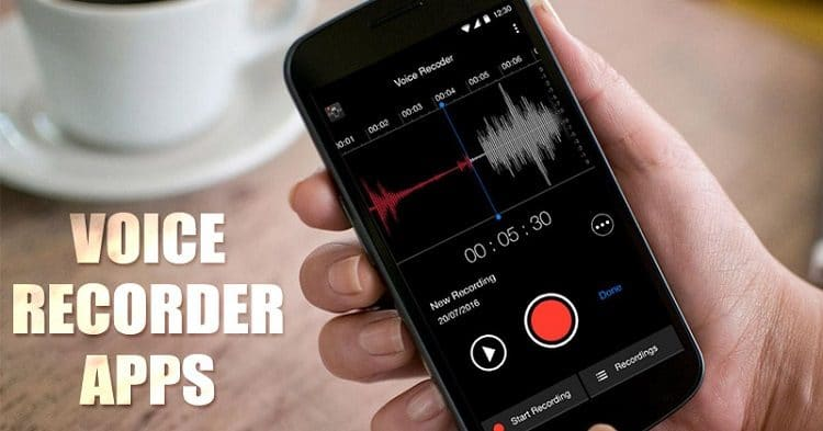 10 Best Free Voice Recorder Apps For Android in 2020