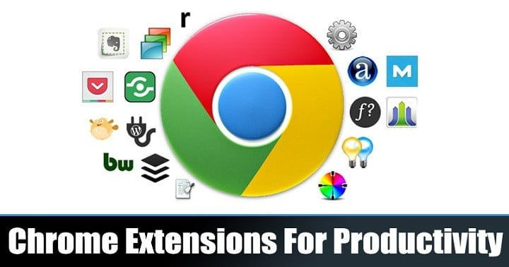 15 Best Chrome Extensions For Productivity in 2020
