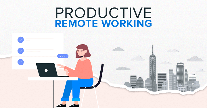 Productive remote workers do these 5 simple Tips