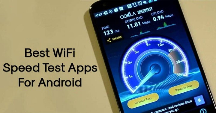 10 Best WiFi Speed Test Apps For Android in 2020