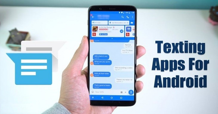 15 Best Texting & SMS Apps For Android in 2020
