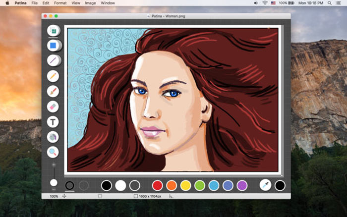Simple Drawing Apps Mac Patina