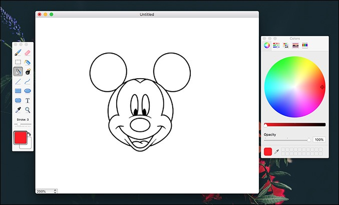 Simple Drawing Apps Mac Paintbrush