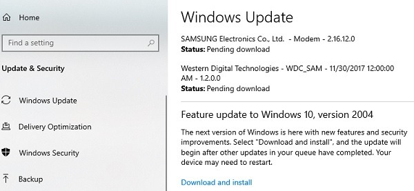 Windows 10 Features Gone In The May 2020 Update Install