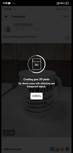 1593279342 369 How To Create Post Share 3D Photos On Facebook