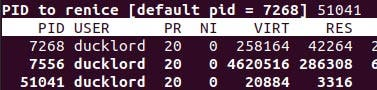 Fix High Cpu In Linux Top Renice
