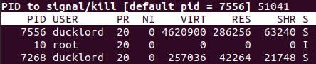 Fix High Cpu In Linux Top Kill