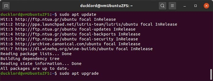 Fix High Cpu In Linux Sudo Upgrade