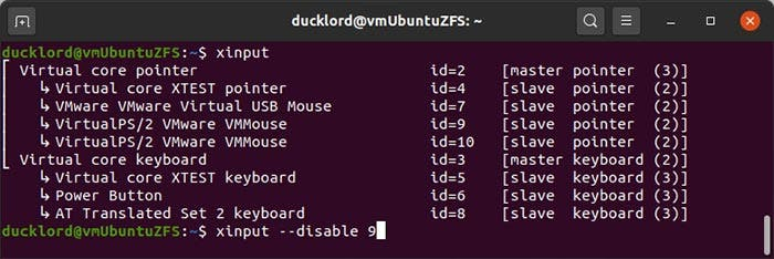 Fix High Cpu In Linux Xinput Disable