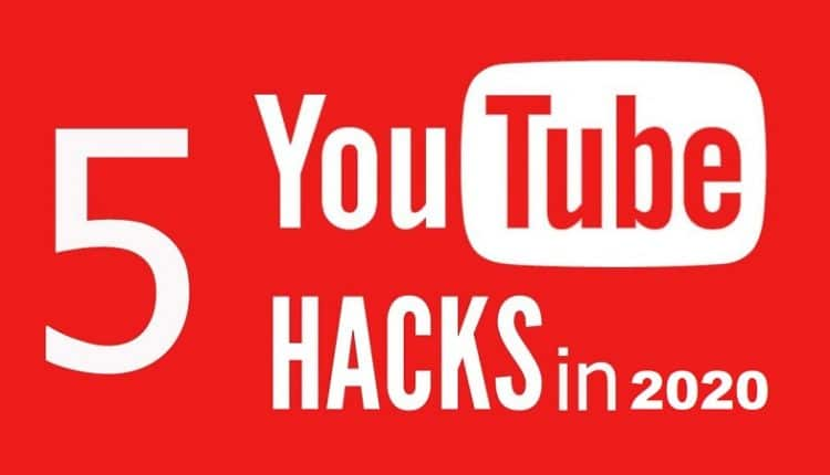 5 Youtube Hacks in 2020