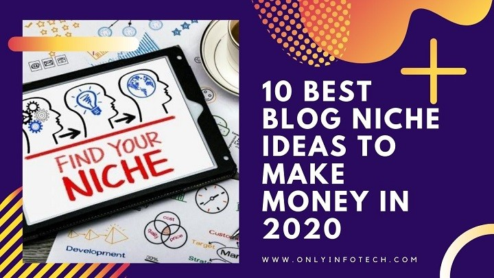 10 Best Blog Niche Ideas to Make Money in 2020