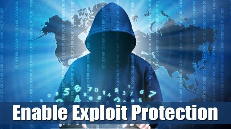 How To Enable Exploit Protection Feature of Windows 10