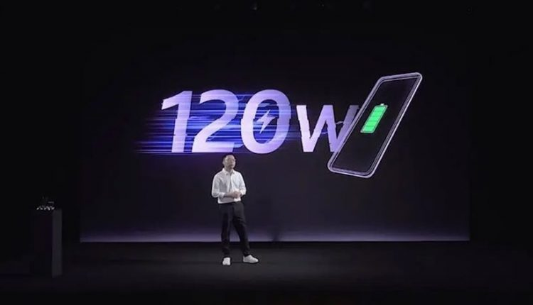 Vivo iQOO Unveils The World's First 120W Fast Charge Technology